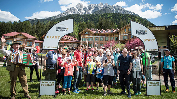 CamminGustandoElite CDR Dobbiaco Cortina run