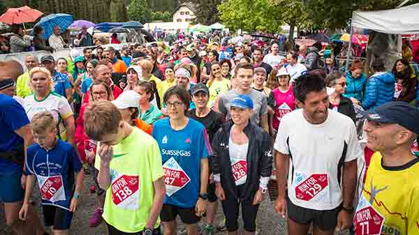 RunFor Dobbiaco Cortina run