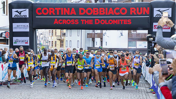 CDR Dobbiaco Cortina run